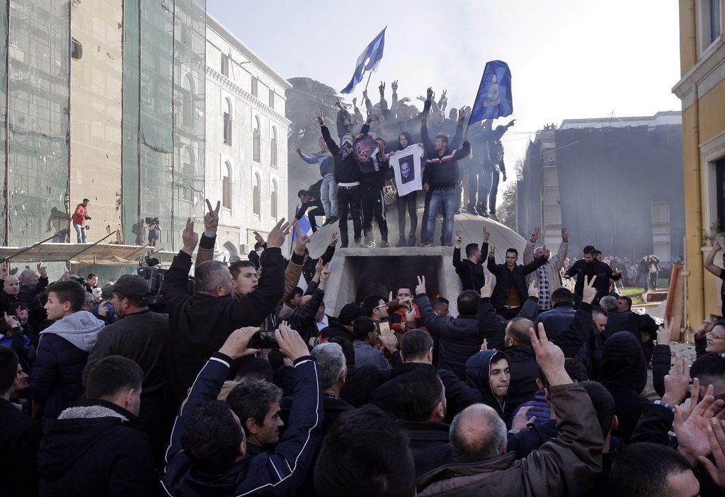 Albanie_manifestations