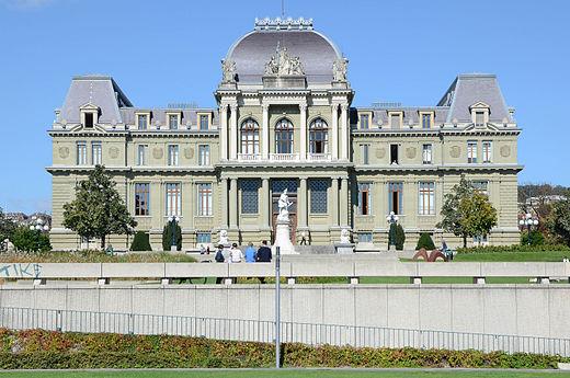 Le Palais de Justice de Lausanne accueillait la suite du procès Motarjemi contre Nestlé