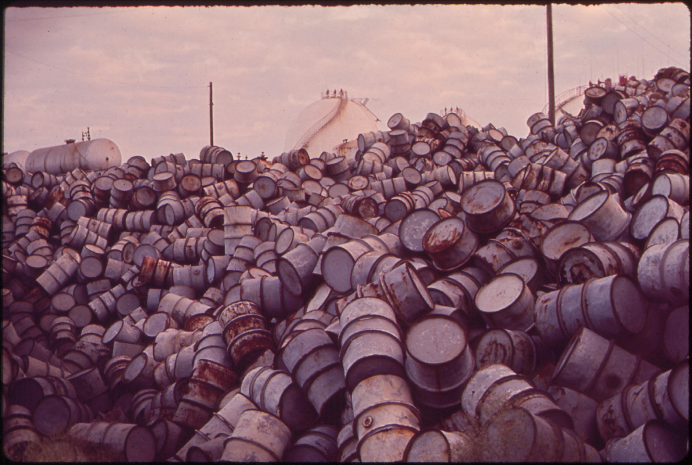 Baril de pétrole