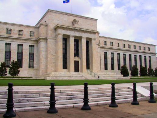 The Federal Reserve System à Washington.
