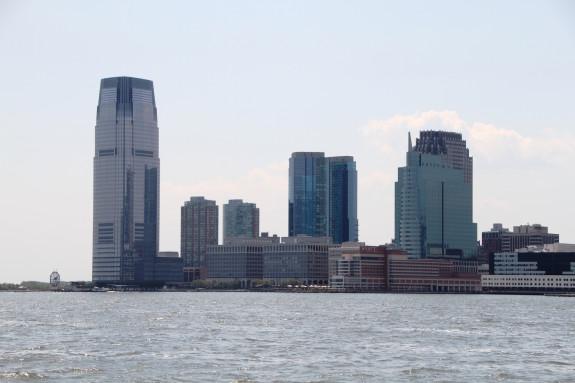«The Goldman Sachs Tower» située dans le New Jersey aux Etats-Unis.