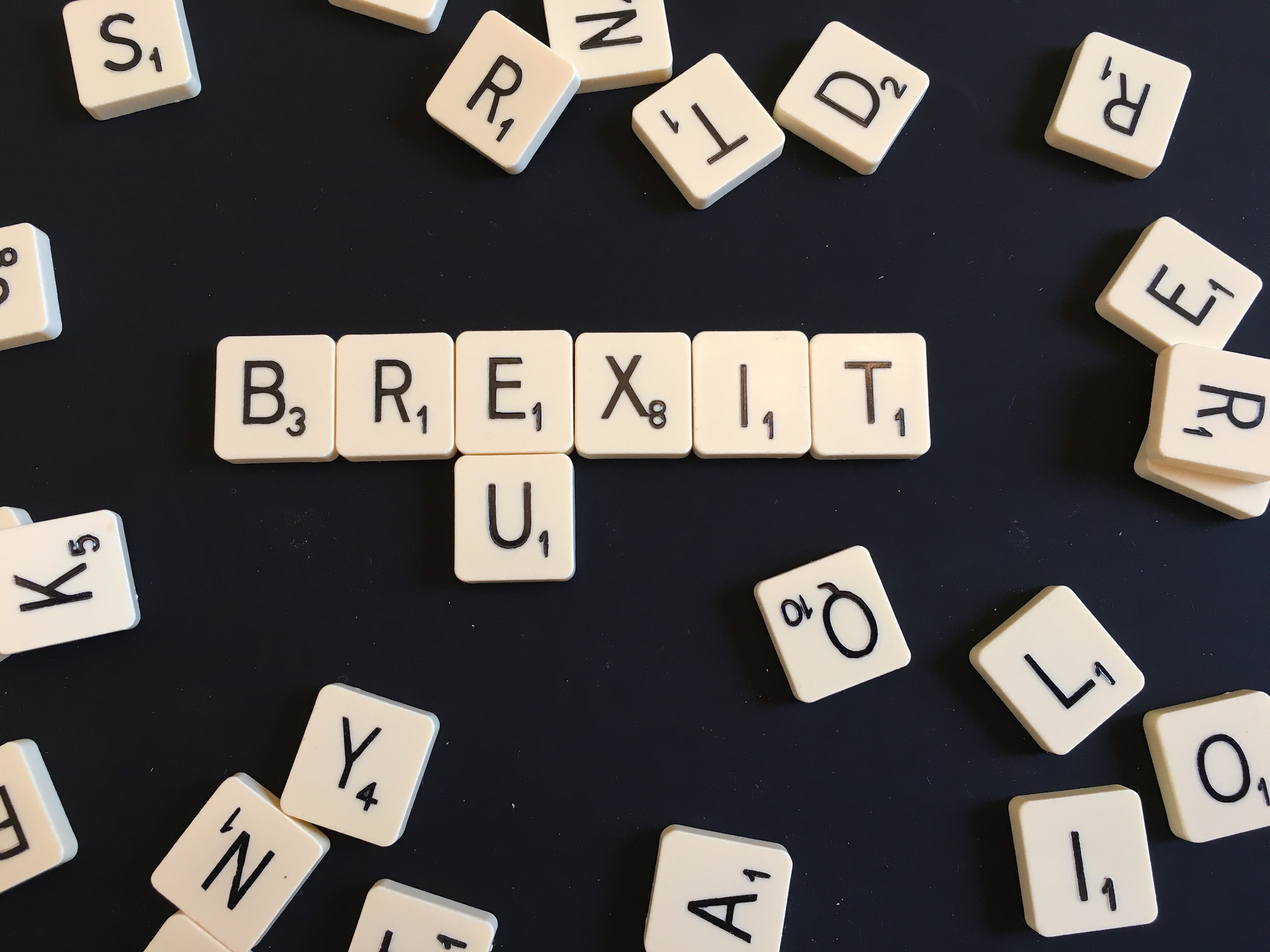 Brexit. Photo: Jeff Djevdet.