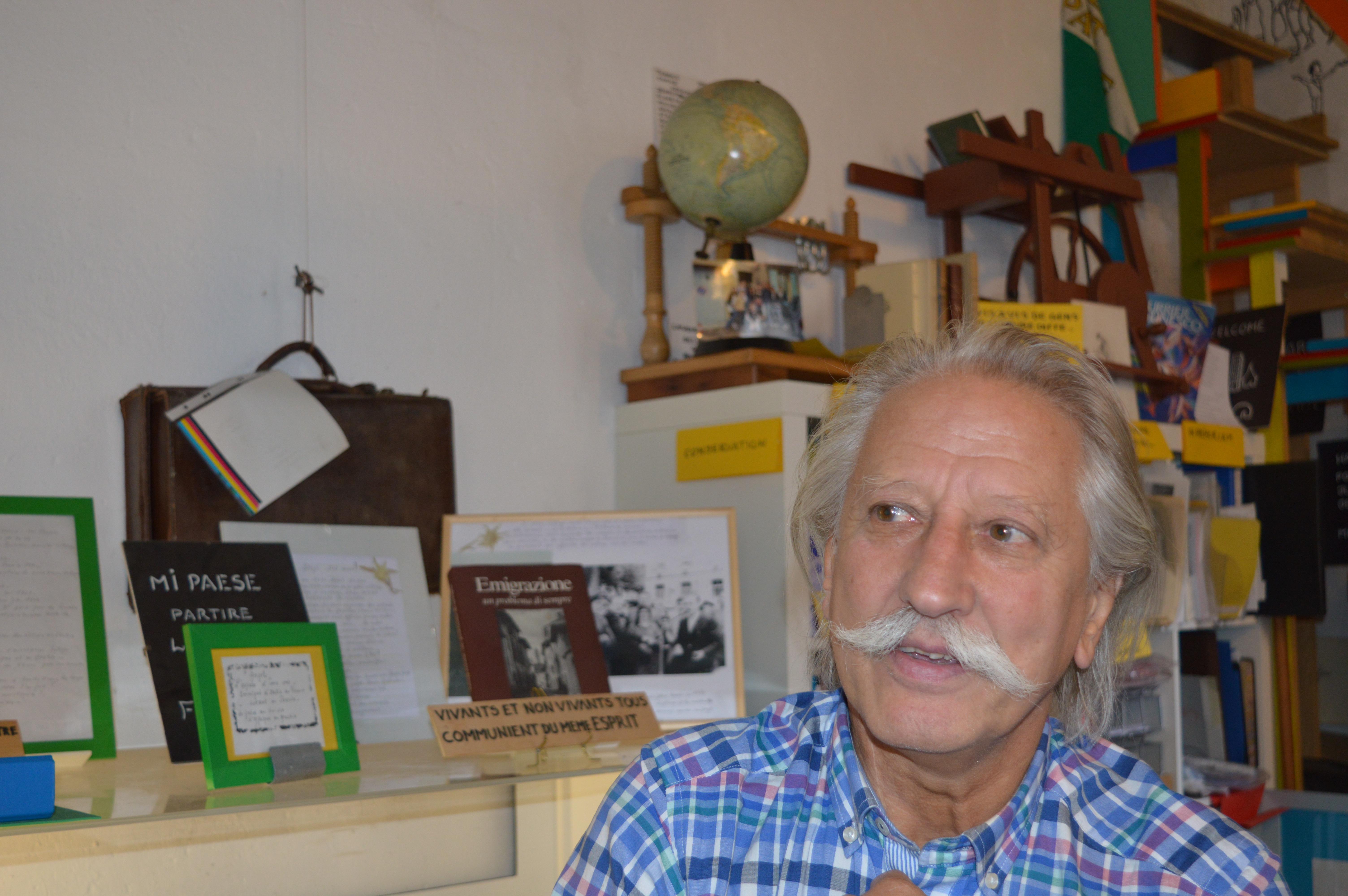 Ernesto ricou: «mon sentiment profond cest quon dérange à